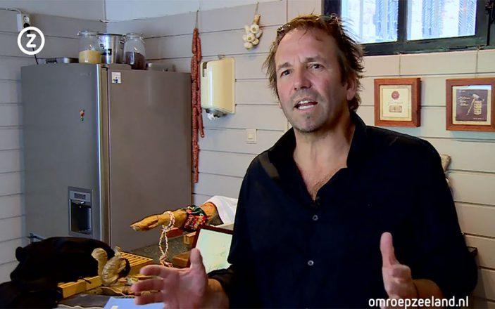 Erik De Bruyn.Regisseur Erik De Bruyn Kan Zeeland Niet Loslaten Bru Nu